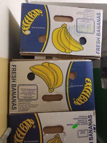 Ящики из-под бананов в идеальном состоянии