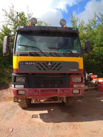 Samochód ciężarowy TERBERG FM2000 - wynajem