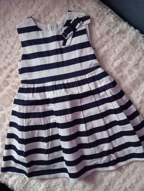 Sukienka rozm. 98 cm