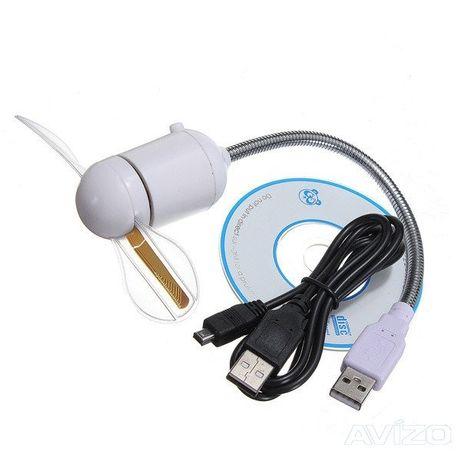 Вентилятор usb программируемый , для телефонов