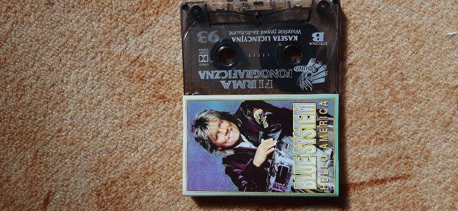 Kasety magnetofonowe Blue System