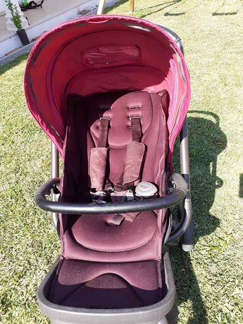 carrinho de bebé da marca mamas and papas mylo