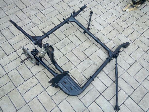Продам раму мотоциклетной коляски с ИЖ