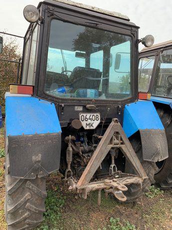 Трактор МТЗ 80 1986г.