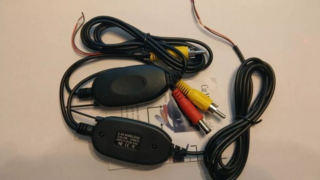 Moduł bezprzewodowy do kamery cofania 2.4Ghz transmiter video