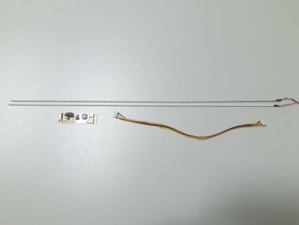 Универсальная LED подсветка + драйвер для 15-24″ LCD, текстолит, комп