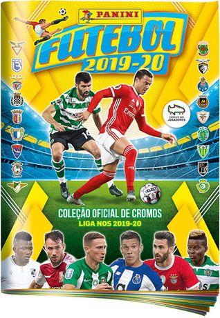 Cromos futebol 2019-20 Panini