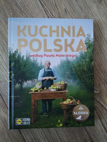 Książki kuchnia polska Biedronka, Lidl,  ryby są super