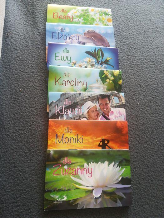 Seria Imion- książeczki z serii Świętego Pawła Katowice - image 1
