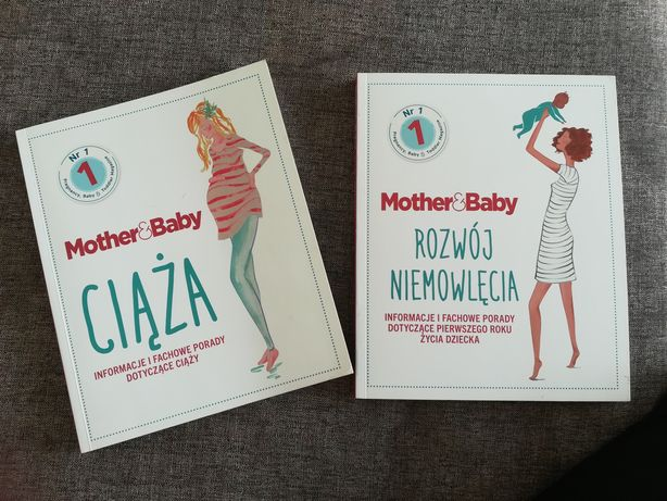 Książki Ciąża oraz Rozwój Niemowlęcia