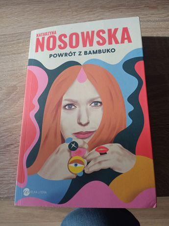 Książka Kasi Nosowskiej