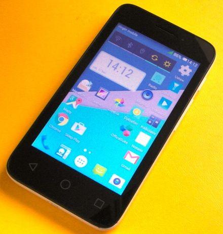 Smartfon Telefon Android Orange Rise 30 procesor dwu rdzeniowy 512MB 4