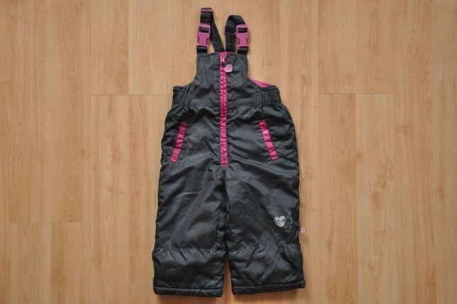 Dziecięce spodnie zimowe, 86