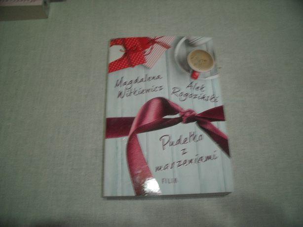 """Magdalena Witkiewicz """"Pudełko z marzeniami"""""""