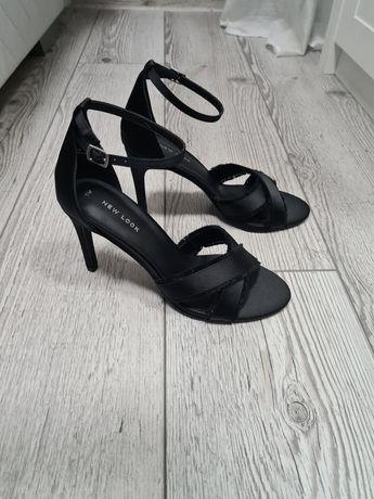 New Look sandały na obcasie szpilki 39 nowe