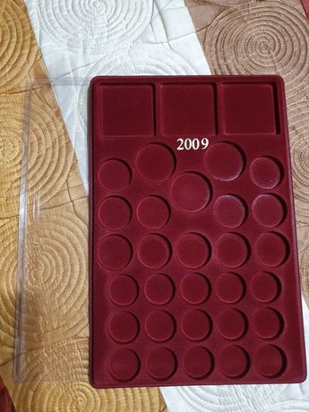 aleta na monety srebrne i 2zł NG rocznik 2009
