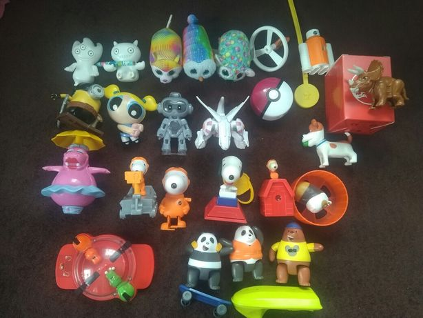 Іграшки з Макдональдса