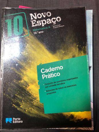 Caderno Atividades Matemática 10º ano