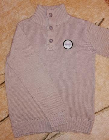 Ciepły sweterek chlopiecy rozmiar 152