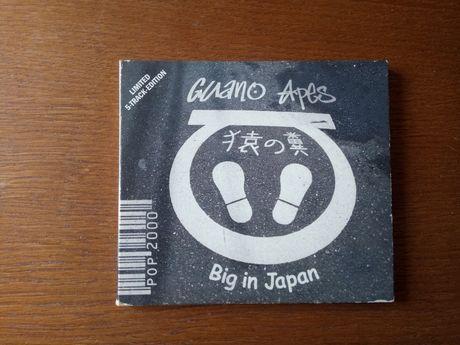 Płyta dla kolekcjonera Singiel LIMITED 5 - TRACK-EDITION GUANO APES