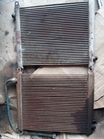Масляний радіатор ЮМЗ6КЛ знята з робочого трактора