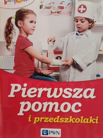 Pierwsza pomoc i przedszkolaki Trampolina PWN