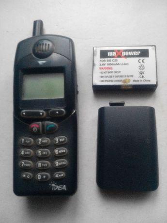 kolekcjonerski telefon komórkowy Siemens C25