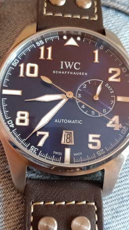 IW Pilot piękny masywny zegarek automat