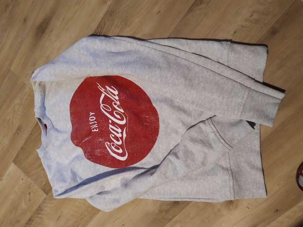 Swetr coca-cola.