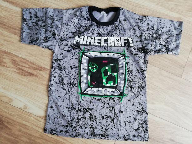 Koszulka Minecraft r. 146,152