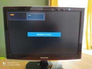 Monitor Samsung SM T200HD