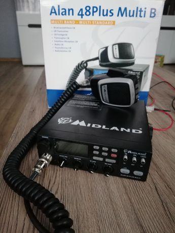 Cb Radio midland 48plus multi B