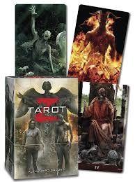 Tarot z, таро зет, зомби таро, абсолютно новое таро, карты колода