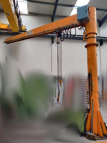 Pórtico giratório 1 000 kg