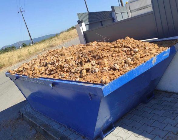 Recolha de todo o tipo de resíduos agrícolas, florestais e de jardinag