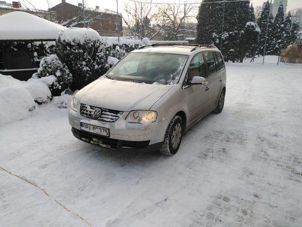 VW Touran,2006 LPG, prywatne