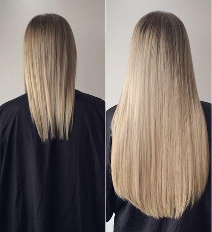 Наращивание волос.Киев