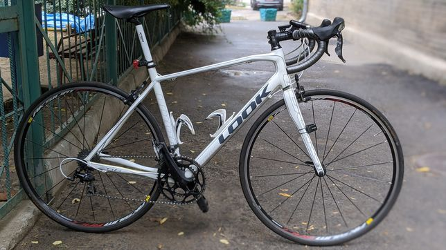 Шоссейный велосипед LOOK 566.