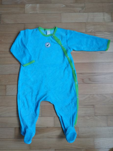 Pajac, piżama Peekaboo, 6-9 m-cy
