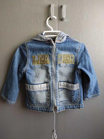 Джинсова курточка для хлопчика