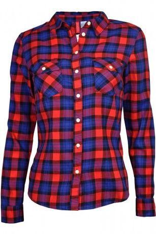 Koszula krata H&M XS 34