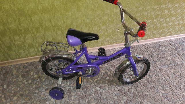 Велосипед девочка/мальчик