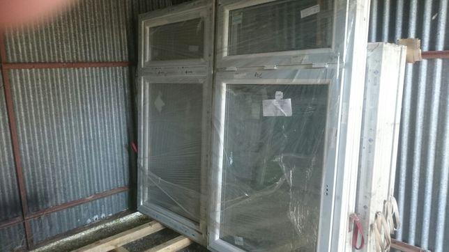 Okna PVC System Veka Perfekline Nowe Uchylno-Rozwieralne 97 x 175 cm