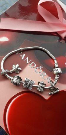 Pandora браслет, шарми