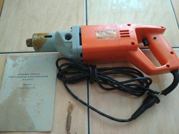 Продам новую электрическую дрель ИЭ-1035 У2 пр-ва СССР