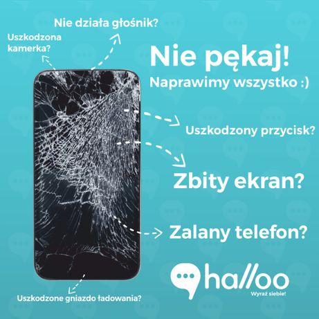 Halloo - profesjonalny serwis telefonów, smartfonów w Skawinie