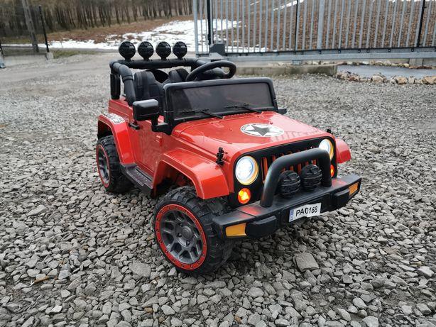 Samochodzik na akumulator Jeep Wlangler