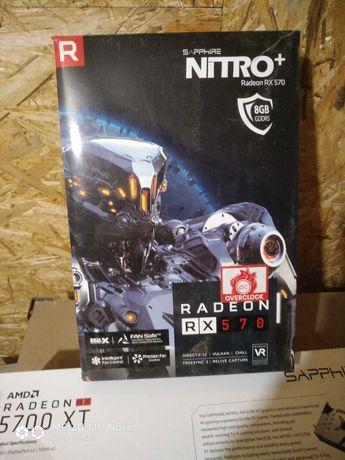 RX570 8GB Sapphire Nitro+