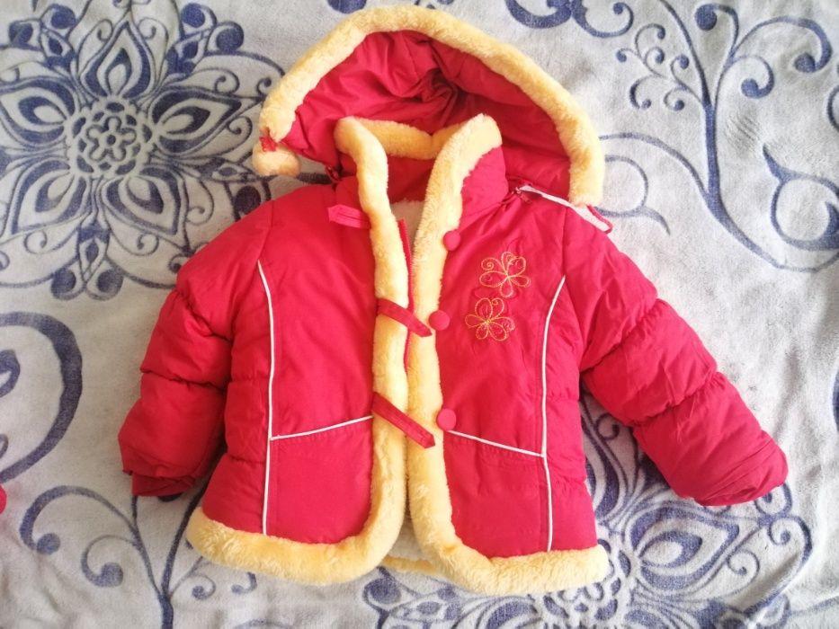 Зимний костюм для девочки Краматорск - изображение 1