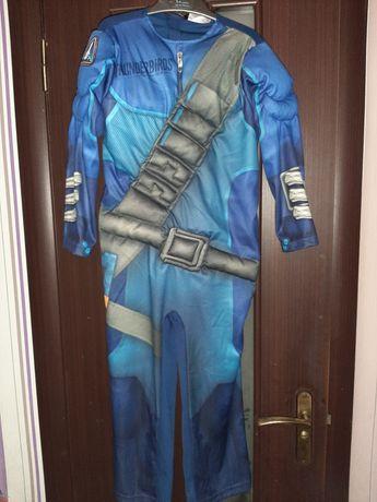 Карнавальный костюм thunderbirds р 110-116 громолеты пилоты мстители